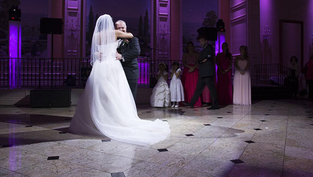 The Wedding Dance. Photo by Alina Oswald.