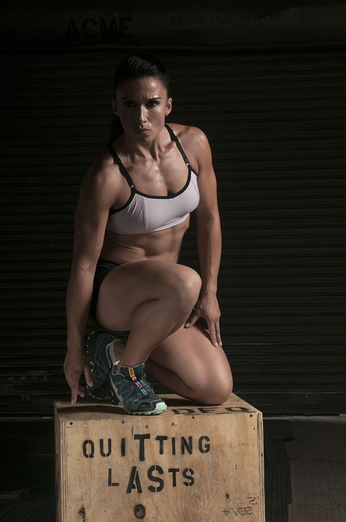 Phalanx Gym. Portrait and Editorial photography by Alina Oswald.