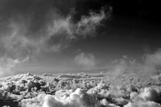 Hawaii Clouds. Photo by Alina Oswald.