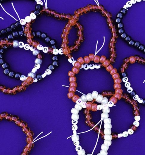 Bracelets. Photo by Alina Oswald.