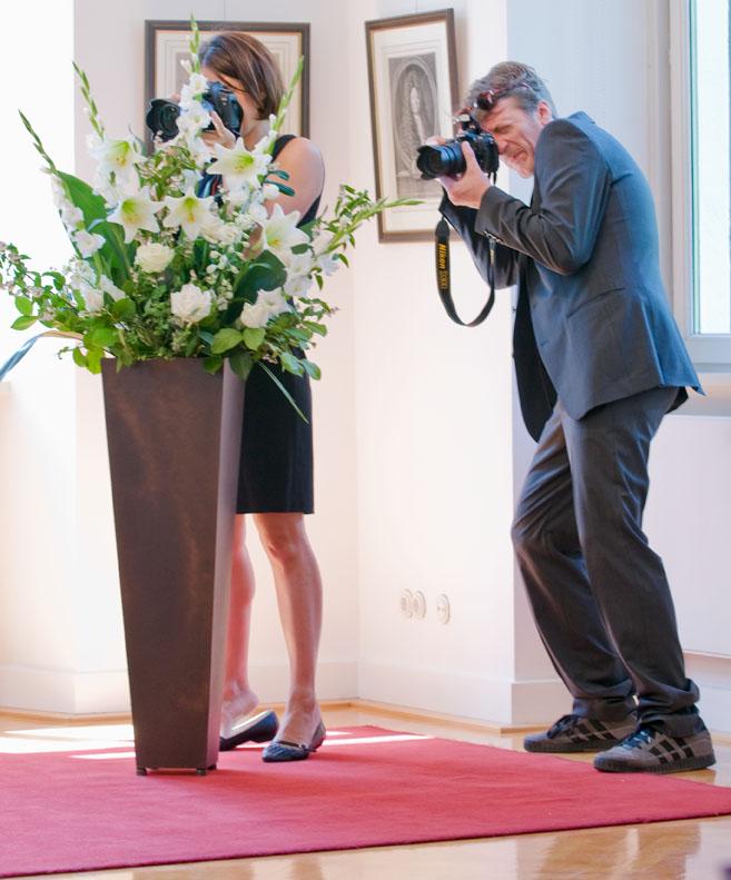 Bts wedding photography by Alina Oswald.
