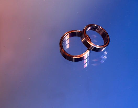 Wedding Rings. Wedding Photography by Alina Oswald.