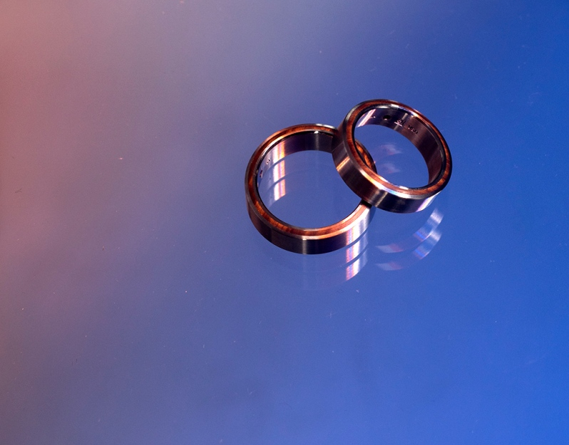 Rings. Wedding Photography by Alina Oswald.