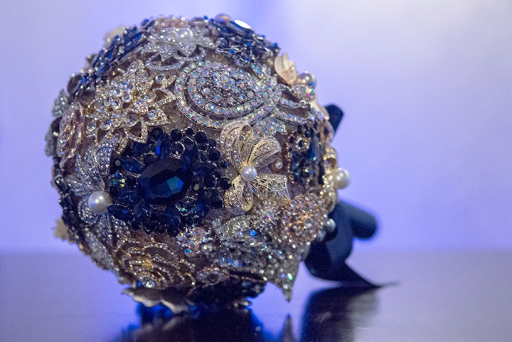 Jewelry Ball. Wedding Details. Photo by Alina Oswald.