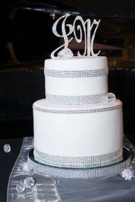 Wedding Cake. Photo by Alina Oswald.