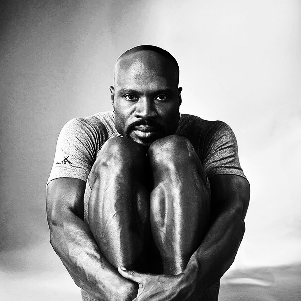 Activist Carlos Idibouo photographed by Alina Oswald.