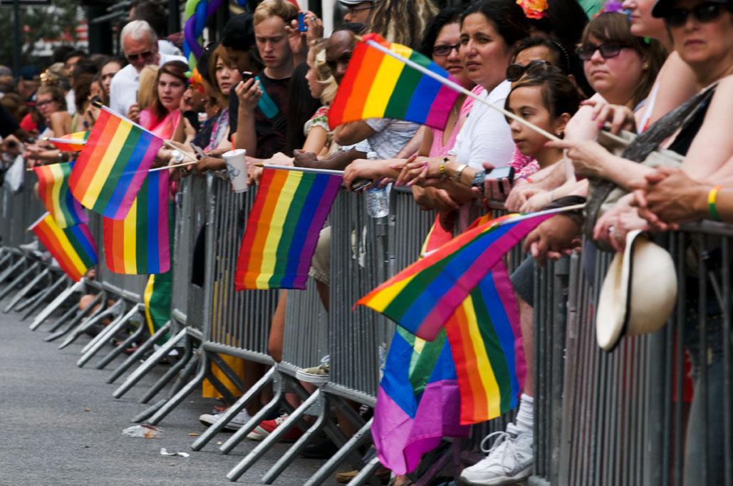 NYC Pride 2013. Photo by Alina Oswald.