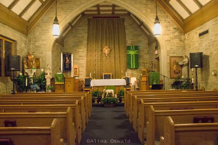 St Francis parish of the American National Catholic Church, in Glenn Ridge, NJ