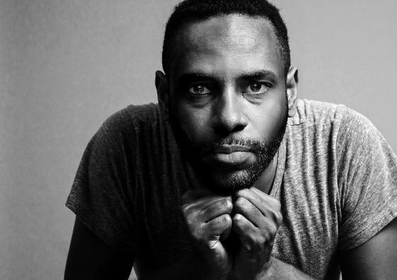 Black&White Man Portrait by Alina Oswald.