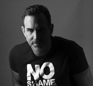 Activist Bruce Richman. Photo by Alina Oswald.