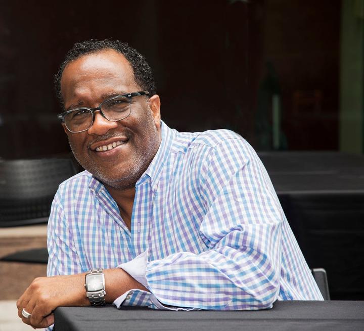 Pastor William Francis for A&U Magazine