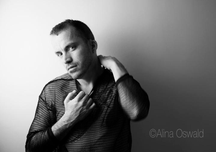 Robert Ordonez photographed by Alina Oswald.