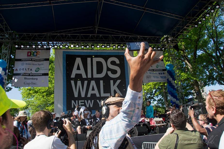 AIDS Walk NY 2014