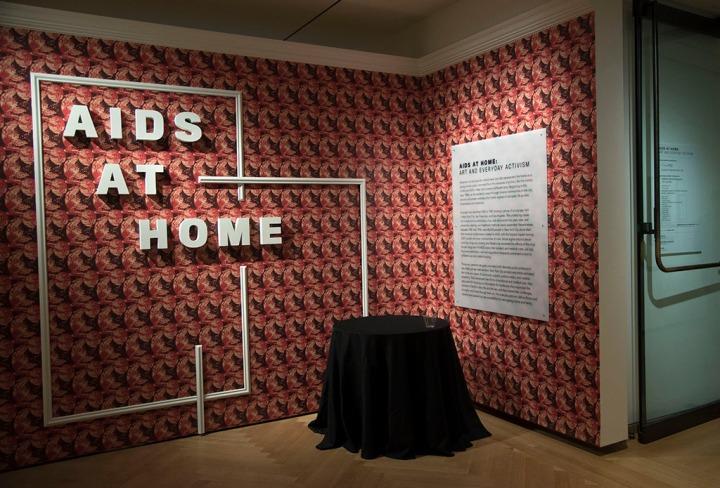 Photographing HIV-inspired Art inNYC