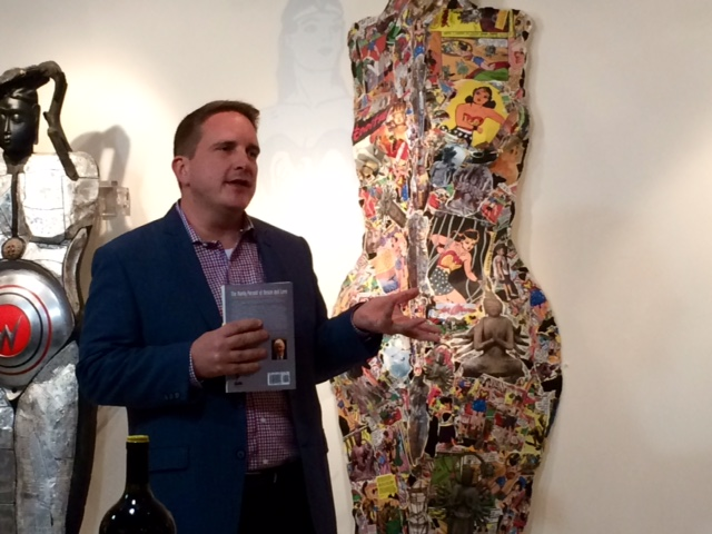 Art & Understanding book launch