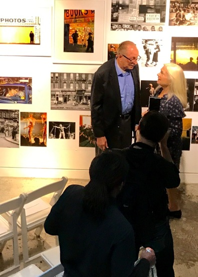 Marvin E. Newman - Book launch at Taschen, NYC