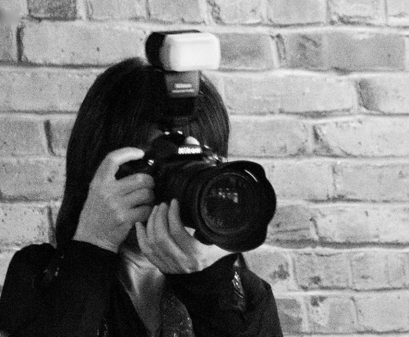 Photographers at work.