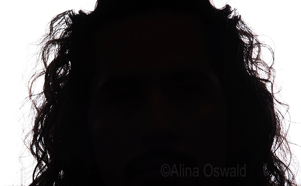 Hair Silhouetts. Photo by Alina Oswald.