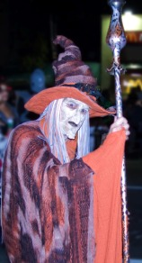 Halloween Faces. Village Halloween Parade. Photo by Alina Oswald. #tbt