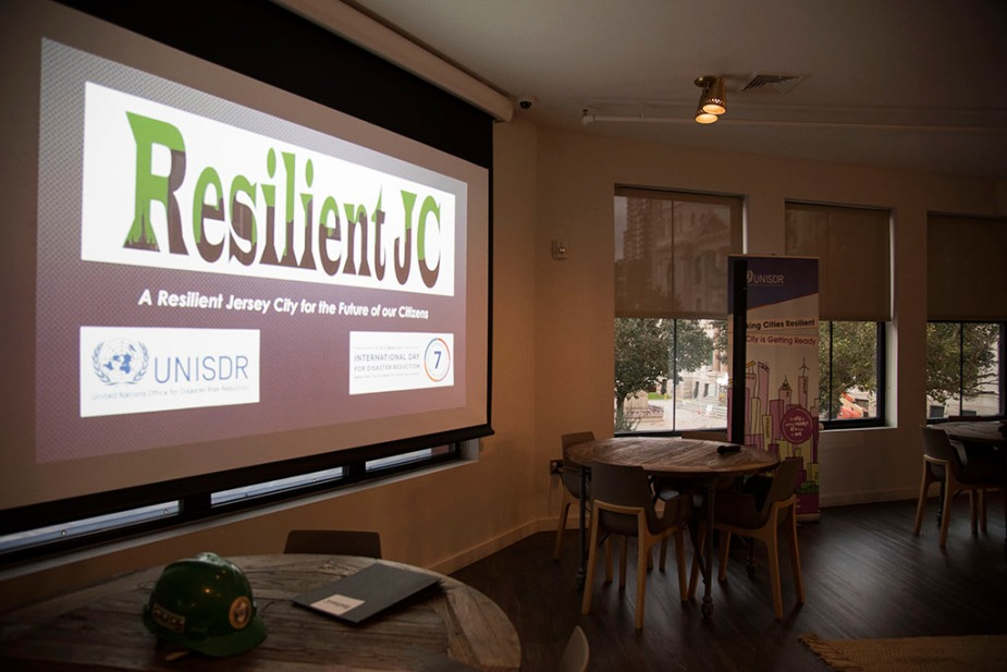 Resilient JC launch event
