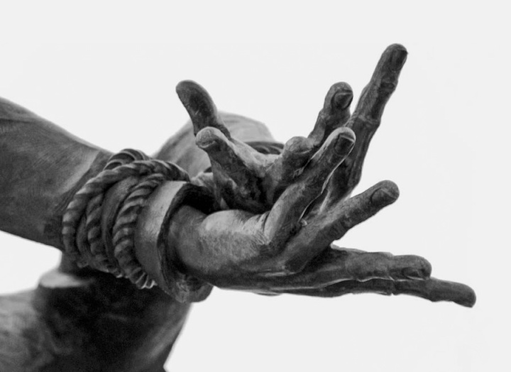 On Photographing Hands