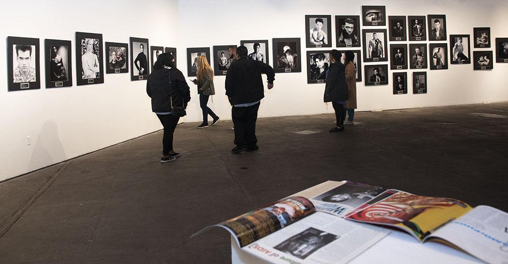 At Kurt Weston's photography show, Remember: An AIDS Retrospective