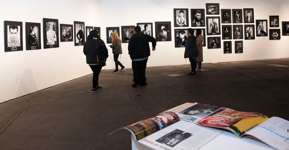 At Kurt Weston's photography show, Remember: An AIDS Retrospective