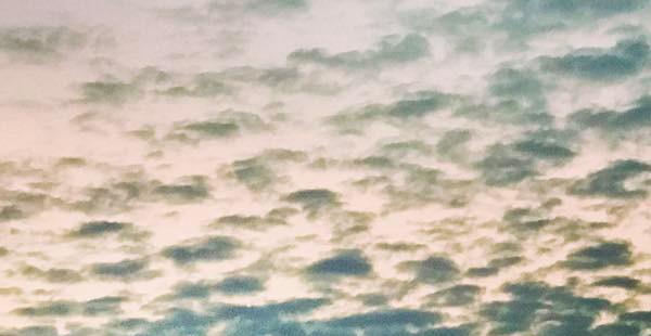 Clouds. Cloudscape. ©Alina Oswald.