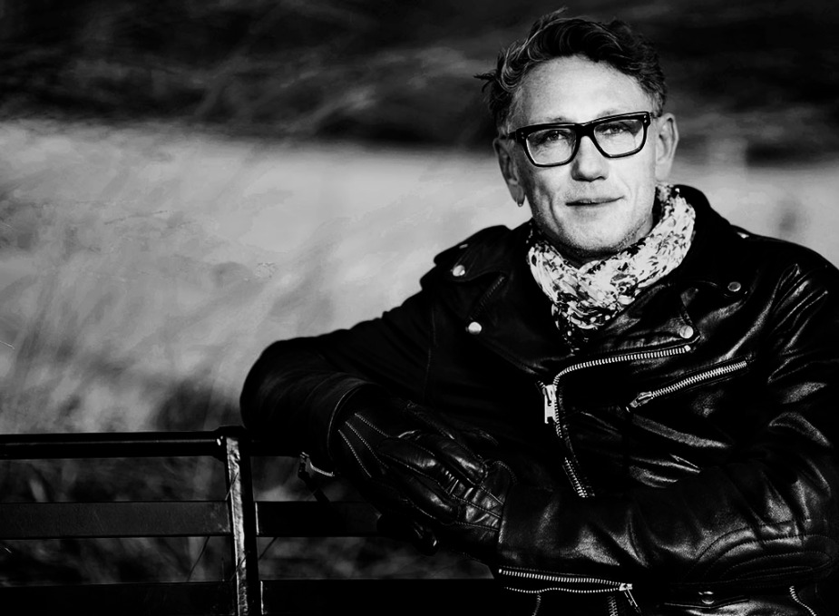 Author Hans M. Hirschi. Photo by Alina Oswald.