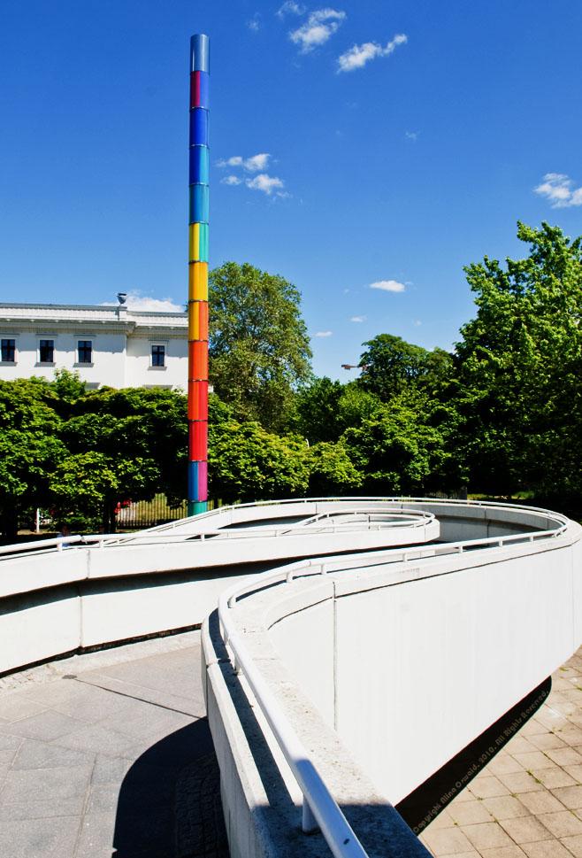 Berlin Bauhaus Archiv Museum. Photo by Alina Oswald.