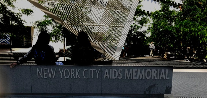 What to Photograph: The NYC AIDSMemorial