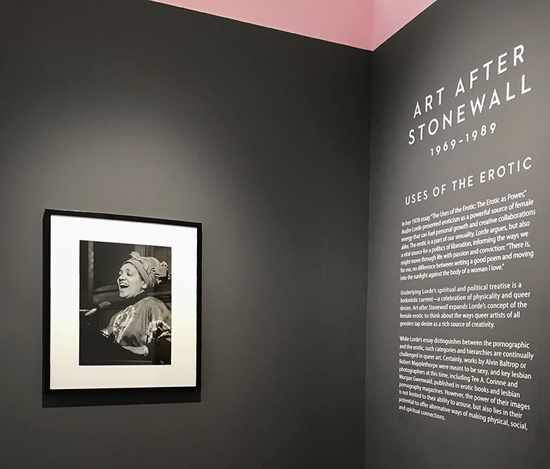 Art After Stonewall exhibition at Leslie-Lohman Museum