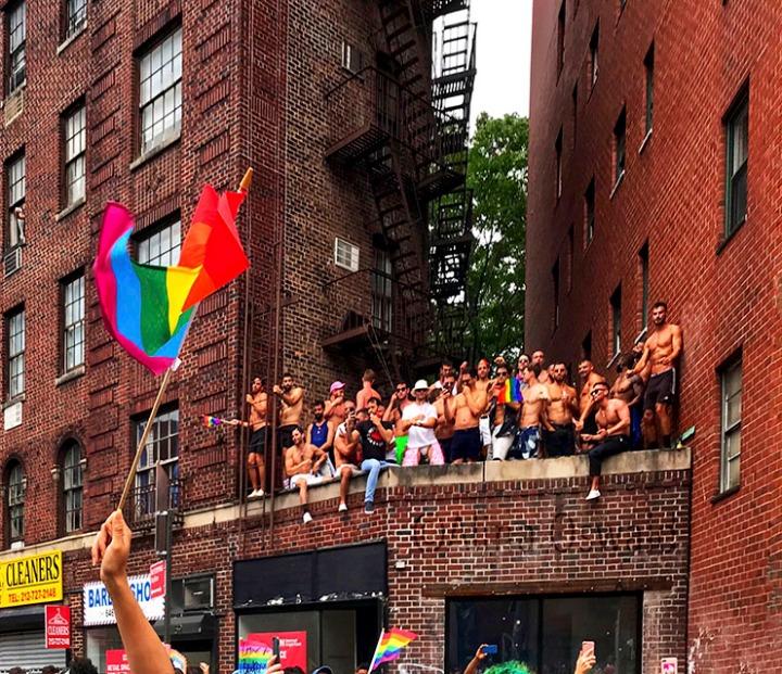 World (NYC) Pride 2019. Photo by Alina Oswald