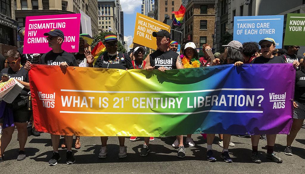 NYC Pride 2019. Photo by Alina Oswald.