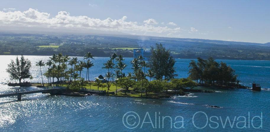 Coconut Island, Hilo, Hawaii. ©Alina Oswald.