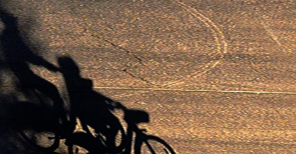 Covid-19 Shadows - pano. ©Alina Oswald.