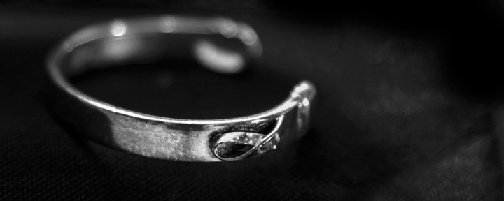 Until There's A Cure Bracelet. ©Alina Oswald